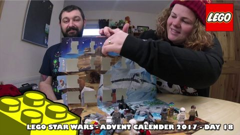 Lego Star Wars Advent Calendar - Day #18 | Adults Like Toys Too