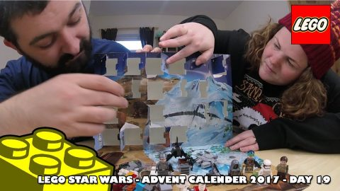 Lego Star Wars Advent Calendar - Day #19 | Adults Like Toys Too