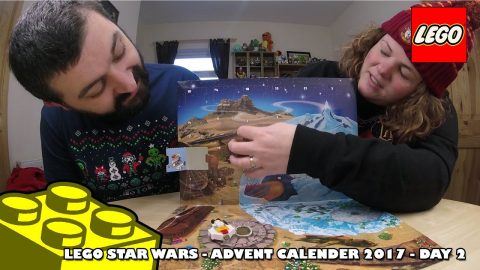 Lego Star Wars Advent Calendar - Day #2 | Adults Like Toys Too
