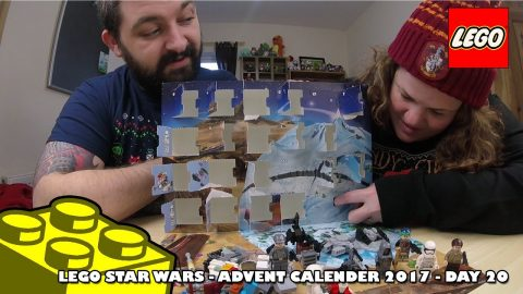 Lego Star Wars Advent Calendar - Day #20 | Adults Like Toys Too