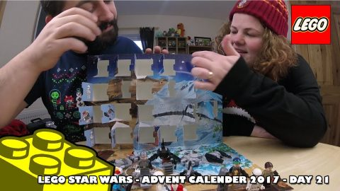 Lego Star Wars Advent Calendar - Day #21 | Adults Like Toys Too