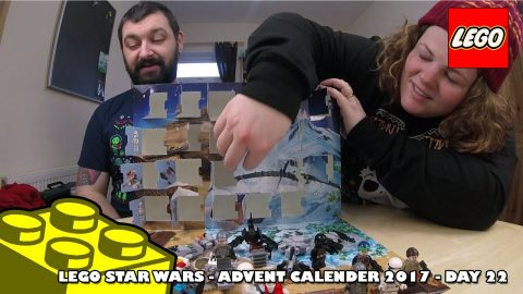 Lego Star Wars Advent Calendar - Day #22 | Adults Like Toys Too