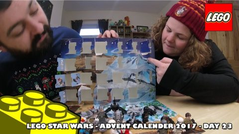 Lego Star Wars Advent Calendar - Day #23 | Adults Like Toys Too