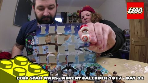 Lego Star Wars Advent Calendar - Day #24 | Adults Like Toys Too