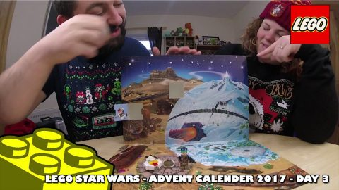 Lego Star Wars Advent Calendar - Day #3 | Adults Like Toys Too