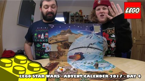 Lego Star Wars Advent Calendar - Day #4 | Adults Like Toys Too