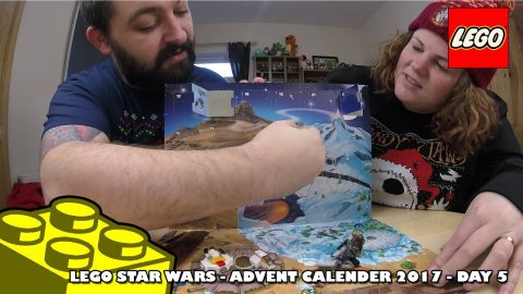 Lego Star Wars Advent Calendar - Day #5 | Adults Like Toys Too
