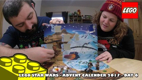 Lego Star Wars Advent Calendar - Day #6 | Adults Like Toys Too