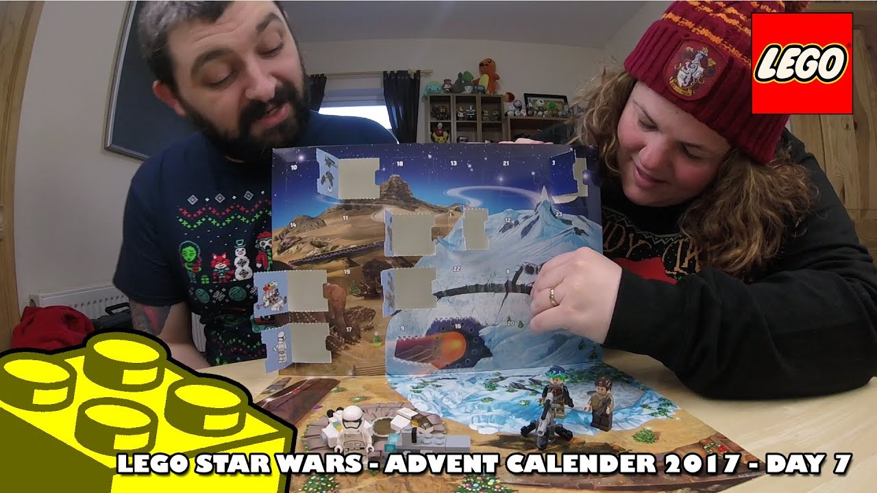 Lego Star Wars Advent Calendar - Day #7 | Adults Like Toys Too