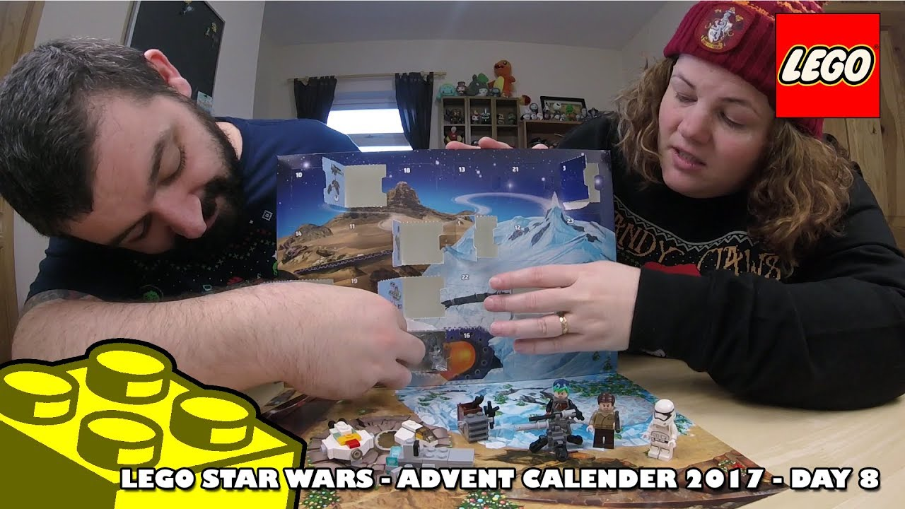 Lego Star Wars Advent Calendar - Day #8 | Adults Like Toys Too