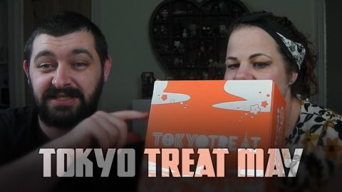 May 2016 TokyoTreat UNBOXING | So Mucha Matcha! | Vlog