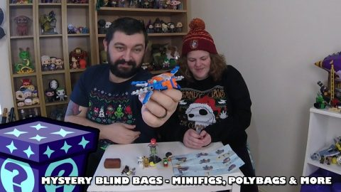 Lego Minifigs, Lego Polybags & More - Mystery Blind Bags #32 | Adults Like Toys Too