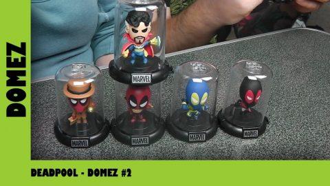 More Deadpool Domez |Adults Like Toys Too