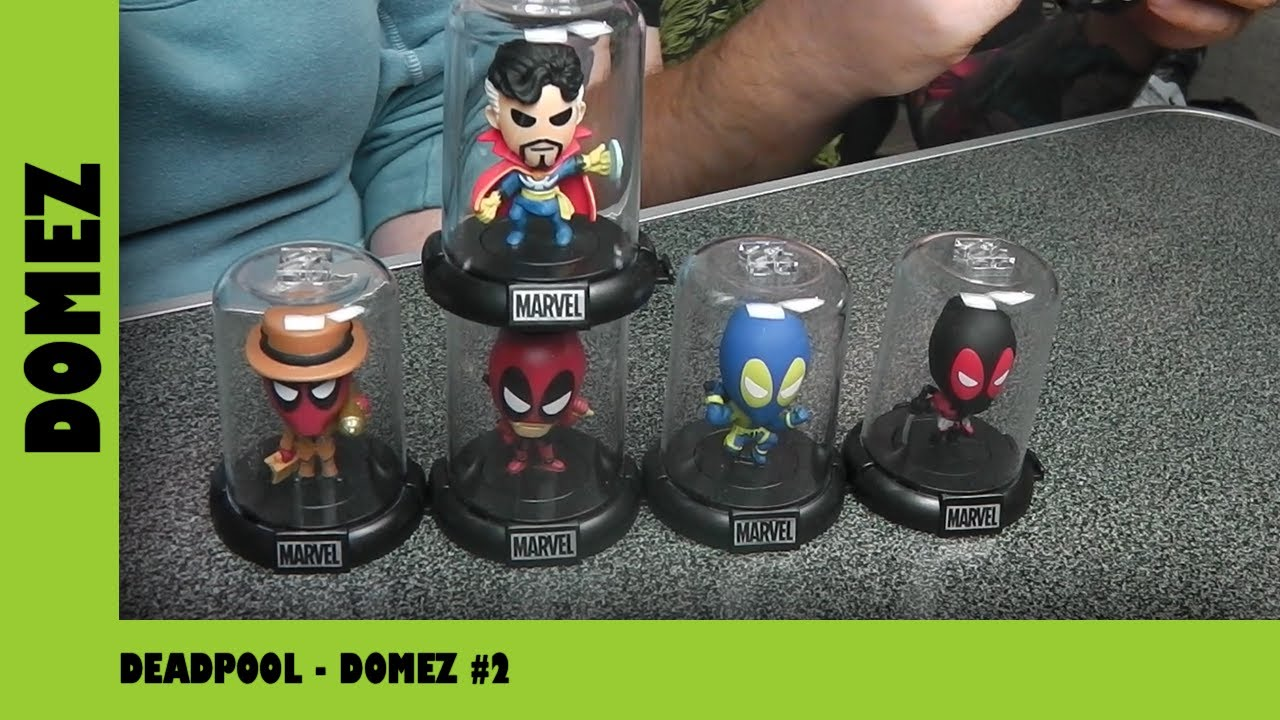 More Deadpool Domez |Adults Like Toys Too