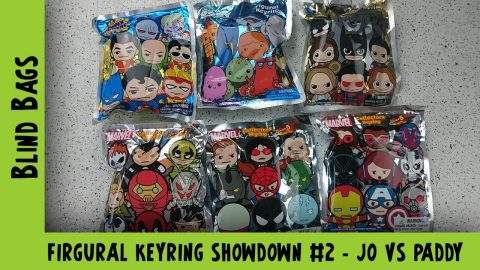 Figural Keyring opening - Marvel, Finding Dory, Batman vs Superman | Adults Like Toys Too