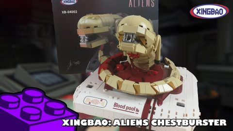 Bootlego: Xingbao Aliens Chestburster Build | Xingbao Build | Adults Like Toys Too