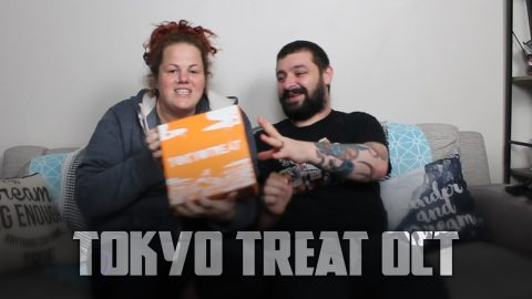 October 2016 TokyoTreat UNBOXING | Chopsticks Are For Food! | Vlog