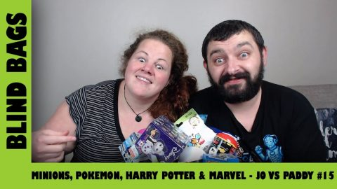 Minions, Pokemon, Harry Potter & Marvel - Mystery Blind Bags #15 | Adults Like Toys Too