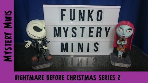Nightmare Before Christmas Series 2 Funko Mystery Mini Unboxing | Adults Like Toys Too