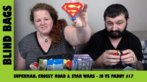 Superman, Crossy Roads & Star Wars - Mystery Blind Bags #17 | Adults Like Toys Too