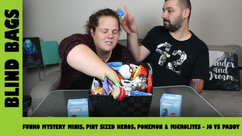 Mystery Blind Bags #6 - Funko Mystery Minis, Pint Sized Heroes & Pokemon | Adults Like Toys Too