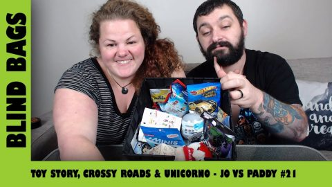 Toy Story, Crossy Roads & Unicorno - Mystery Blind Bags #21 | Adults Like Toys Too