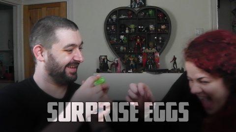 Surprise Eggs Galore!! | Vlog