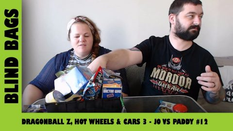 Mystery Blind Bags #12 - Dragonball Z, Hot Wheels & Cars 3  | Adults Like Toys Too