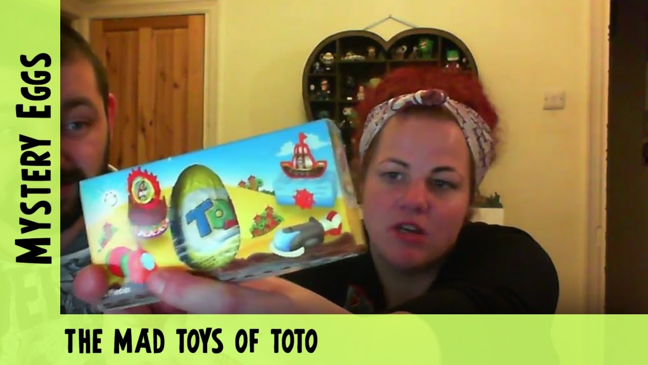 The Mad Toys of ToTo | Adults Like Toys Too
