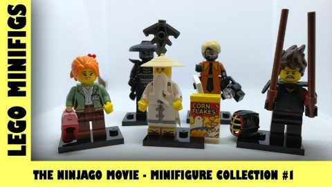 The Ninjago Movie - Minifigures Collection #1 | Adults Like Toys Too