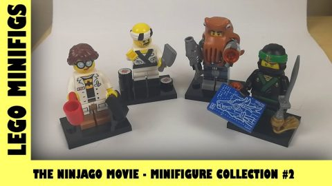 The Ninjago Movie - Minifigures Collection #2 | Adults Like Toys Too
