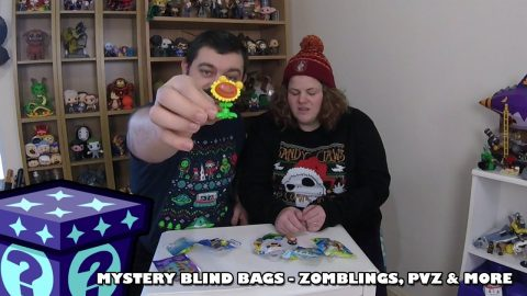 Plants V Zombies, Zomblings & More - Mystery Blind Bags #35 | Adults Like Toys Too