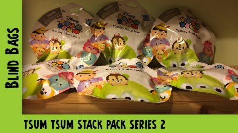 Tsum Tsum Mystery Stack Pack Series 2 Opening #1 | Adults Like Toys Too