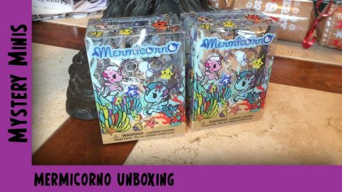 Unboxing Toki Doki Mermicorno| Adults Like Toys Too