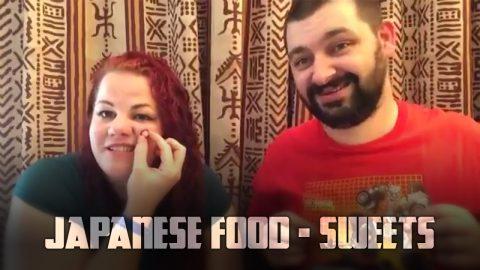 Weird Japanese Sweets | Vlog