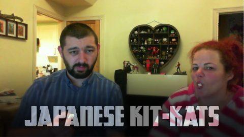 Wierd Japanese Kit Kats | Vlog