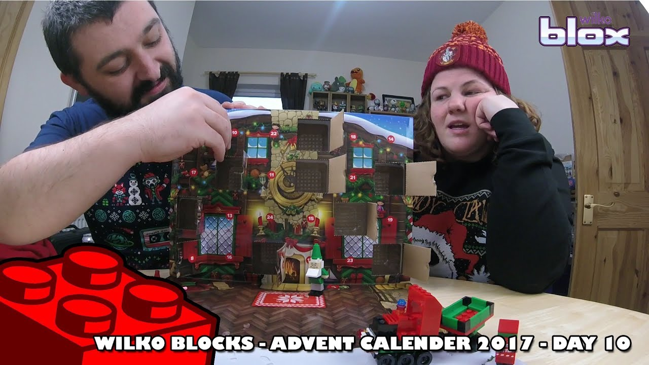 Wilko Blox Advent Calendar - Day #10 | Adults Like Toys Too