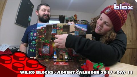 Wilko Blox Advent Calendar - Day #11 | Adults Like Toys Too