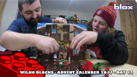 Wilko Blox Advent Calendar - Day #12 | Adults Like Toys Too