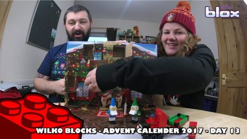 Wilko Blox Advent Calendar - Day #13 | Adults Like Toys Too