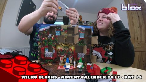 Wilko Blox Advent Calendar - Day #14 | Adults Like Toys Too