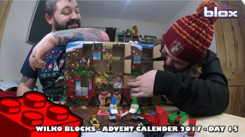 Wilko Blox Advent Calendar - Day #15 | Adults Like Toys Too