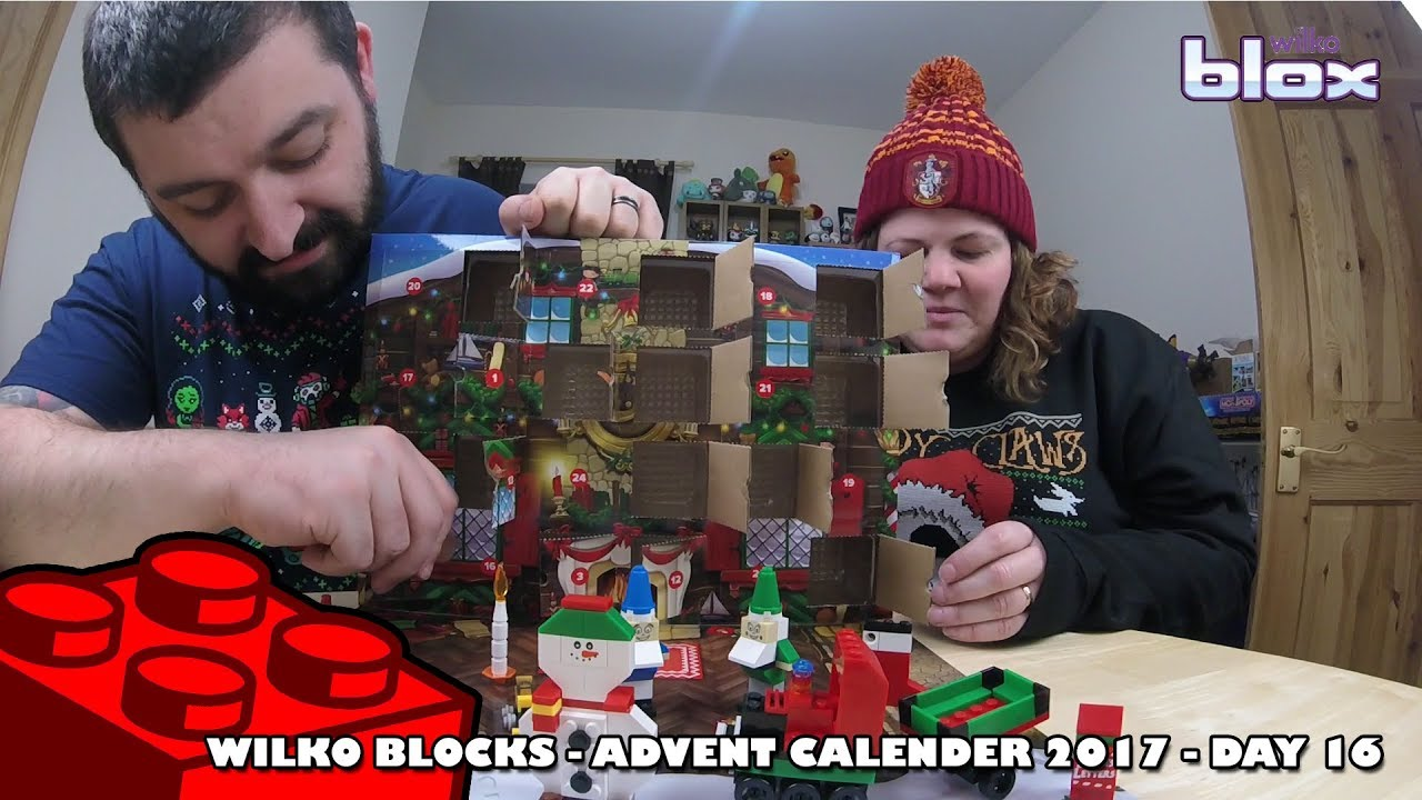 Wilko Blox Advent Calendar - Day #16 | Adults Like Toys Too