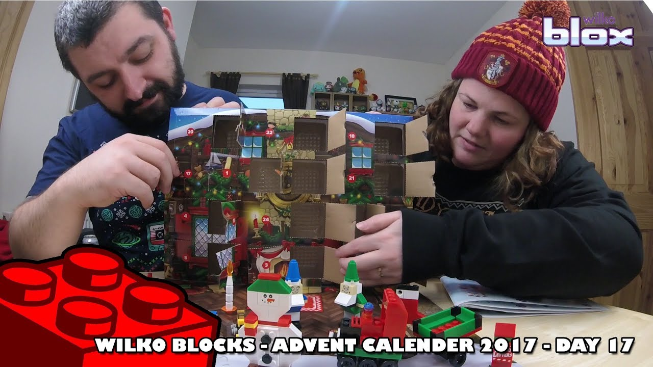 Wilko Blox Advent Calendar - Day #17 | Adults Like Toys Too