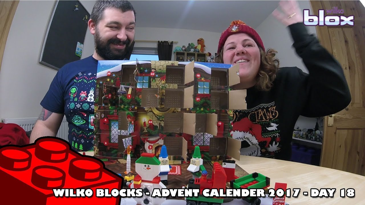 Wilko Blox Advent Calendar - Day #18 | Adults Like Toys Too