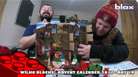 Wilko Blox Advent Calendar - Day #19 | Adults Like Toys Too