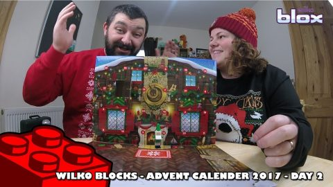 Wilko Blox Advent Calendar - Day #2 | Adults Like Toys Too