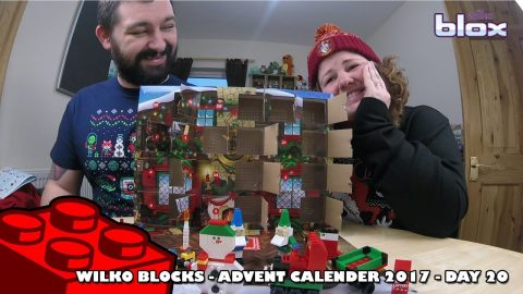 Wilko Blox Advent Calendar - Day #20 | Adults Like Toys Too