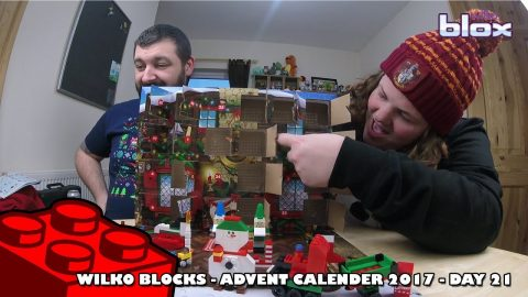 Wilko Blox Advent Calendar - Day #21 | Adults Like Toys Too