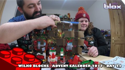 Wilko Blox Advent Calendar - Day #22 | Adults Like Toys Too